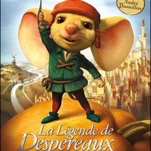 LA LEGENDE DE DESPEREAUX