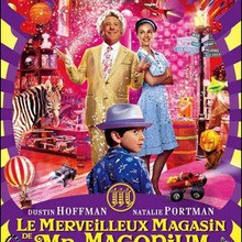 Film : Le merveilleux magasin de Mr. Magorium