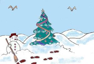 Enfant Decor Noel