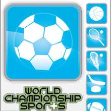 WORLD CHAMPIONSHIP SPORTS (13/02/2009) - Jeux - Sorties Jeux video