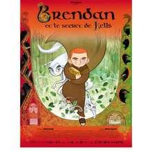 Coloriage : Affiche du film Brendan et le secret de Kells