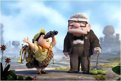 LA-HAUT de Pixar - Vidéos - Les dossiers cinéma de Jedessine - Sorties DVD - Janvier & Février 2010