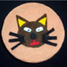Bricolage enfant : la boite chat !
