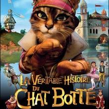 Film : La véritable histoire du chat botté