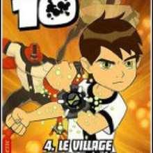 Livre : Ben 10 : Le village des possédés
