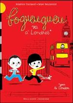 Livre : Bogueugueu va à Londres