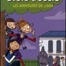 Livre : Drôle d'école : Les aventures de Lison
