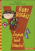 Livre : Ruby Rogers : Joyeuse Saint Valentin