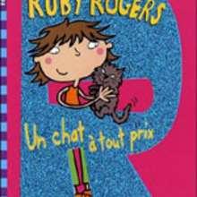 Livre : Ruby Rogers : Un chat à tout prix