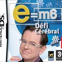 E=M6 DEFI CEREBRAL maintenant sur PC et Nintendo DS!