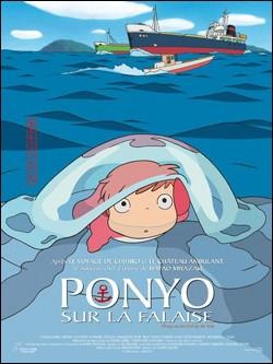 PONYO SUR LA FALAISE  - Vidéos - Les dossiers cinéma de Jedessine - Sorties DVD - Novembre & Décembre 2009