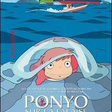 Film : PONYO SUR LA FALAISE