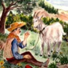 Conte : La chèvre de Monsieur Seguin