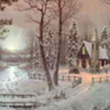 Histoire : La légende des flocons de neige