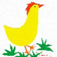Histoire : La poule et le lièvre