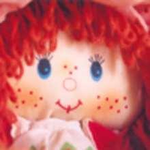 Tina la poupée de chiffon