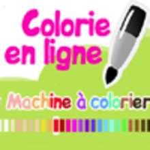 La machine à colorier - Dessin - LOGICIEL DESSIN