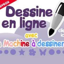 la machine dessiner
