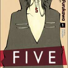 Bande dessinée : FIVE - Tome 1