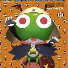 Manga : KERORO - Tome 12