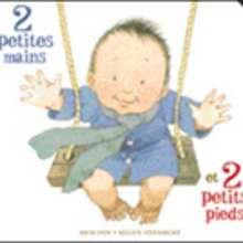 Livre : 2 petites mains et 2 petits pieds