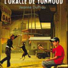 Livre : L'oracle de Yonwood.