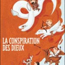 Livre : La conspiration des Dieux.