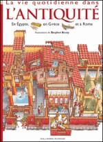 Livre : La vie quotidienne dans l'antiquité