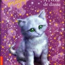 Livre : Les chatons magiques : à l'école de danse