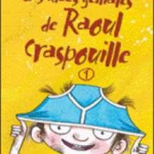 Livre : Les idées géniales de Raoul Craspouille