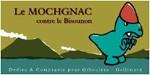 Livre : Les Nigaudosaures: Le Mochgnac contre le Bisounon