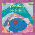 Livre : Pénélope fait la sieste