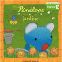 Livre : Pénélope jardine