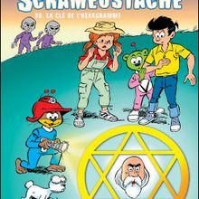 Album de BD : Scrameustache - Tome 39