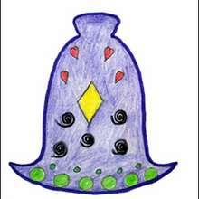 Cloche de Pâques - Dessin - Apprendre à dessiner - Dessiner Pâques