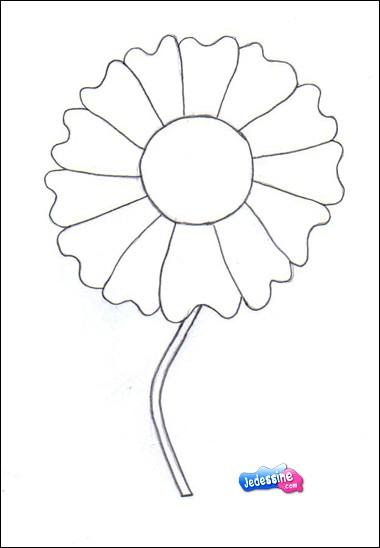 Mademoiselle Fleur - Dessiner Pâques
