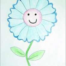 Mademoiselle Fleur - Dessin - Apprendre à dessiner - Dessiner Pâques