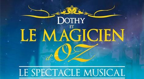 dothy et le magicien doz spectacle