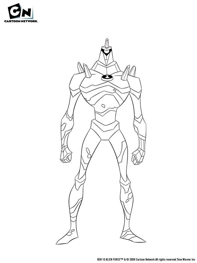comment dessiner ben 10 alien force