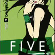 Bande dessinée : FIVE - Tome 2