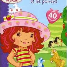 Charlotte aux fraises et les poneys
