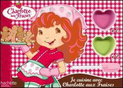 Contes pour enfants je cuisine avec charlotte aux fraises - Jeux de charlotte aux fraises cuisine ...