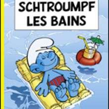 Planche de BD : SCHTROUMPF LES BAINS
