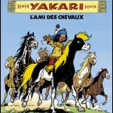 Planche de BD : Yakari l'ami des chevaux