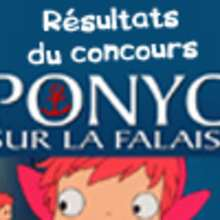 Résultats du Concours Ponyo sur la Falaise