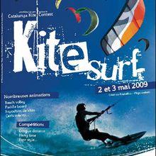 Découverte du KiteSurf / Compétitions du Mondial du Vent (images et vidéo) - Actualités