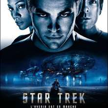 STAR TREK  (en DVD le 27/10/09) - Vidéos - Les dossiers cinéma de Jedessine - Sorties DVD - Septembre et Octobre 2009