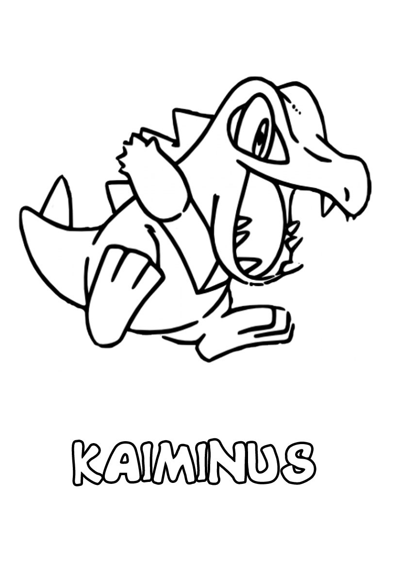 Coloriages kaiminus - Coloriage pokemon en ligne ...