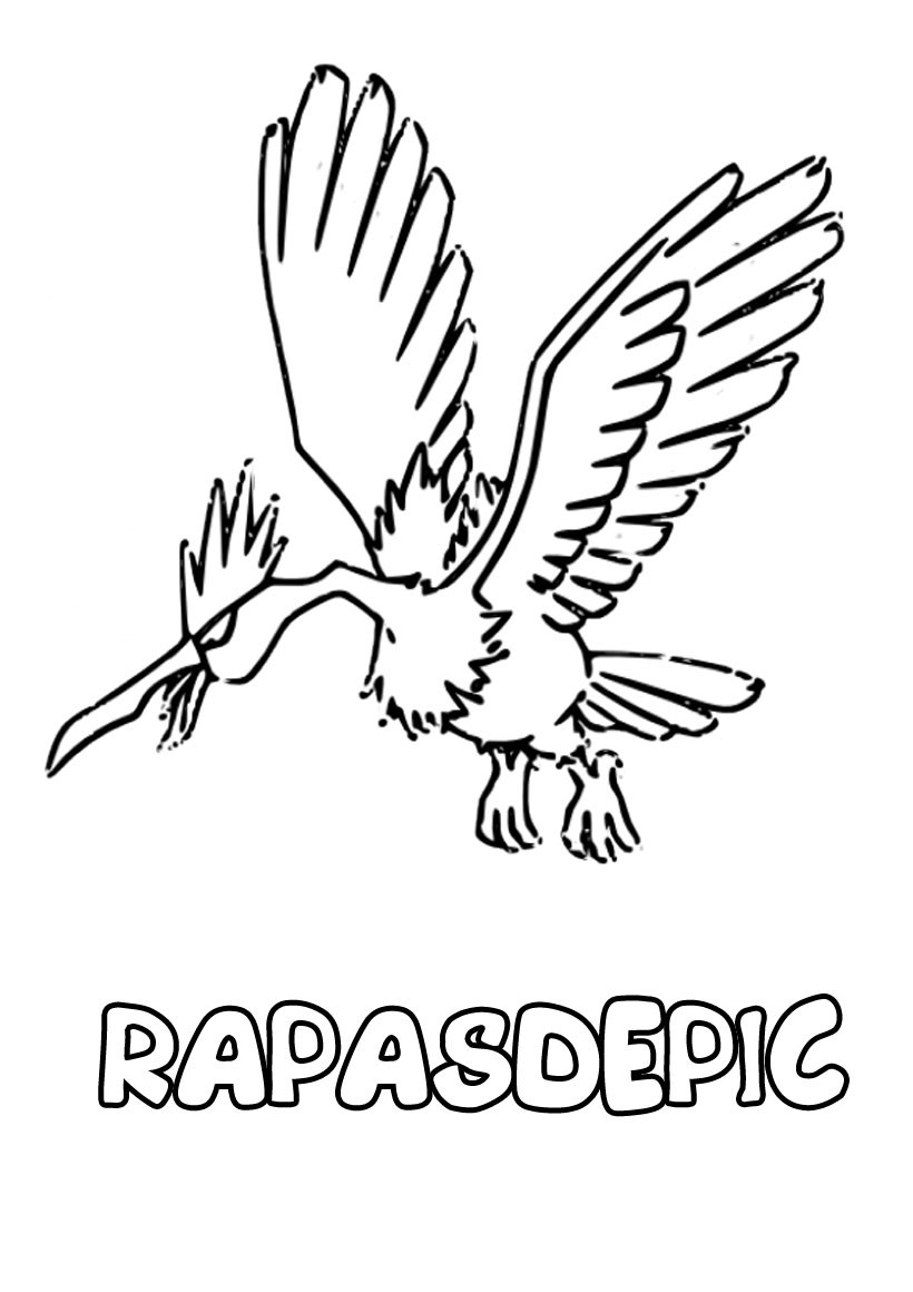 Coloriages rapasdepic - Coloriage pokemon en ligne ...