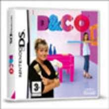 Avec l'arrivée du Printemps, redécorez votre intérieur grâce à DECO - Ta maison de rêve en 7 jours sur Nintendo DS !